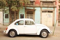 Mexico City , voiture Coccinelle