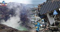 Um vulcão impediu que um terremoto no Japão fosse de maior intensidade, conforme estudo de especialistas.