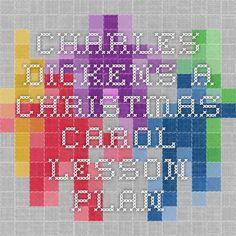 A Christmas Carol: Story Map