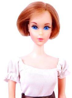 sharing the love of mod barbies Barbie Hair, Barbie Dolls, Hair Fair, Barbie Collection, Vintage Barbie, Pretty Hairstyles, Childhood, Memories, Places