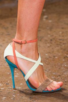 Sophie Theallet Spring #Shoes #Fashion @n17dg