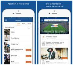 StubHub updated its app with more features that turn the ticket marketplace into more of a platform for planning around the events you want to go to.