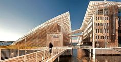 Renzo Piano architecte : sa nouvelle création, à Oslo