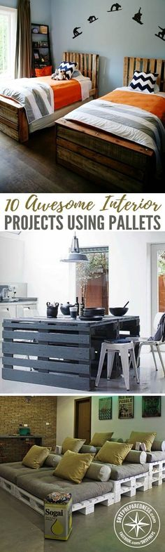 Do It Yourself Home Design: 253 Best Things To Do With Pallets Images In 2019