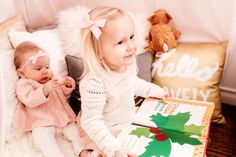 Lou Lou & Company Bows // the softest bows for babies and toddlers!