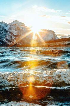 St. Mary Lake, Glacier National Park