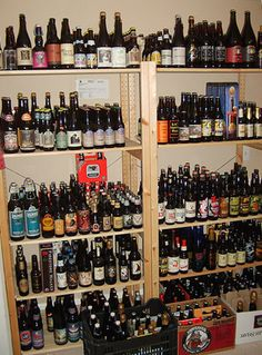 Tips for making a beer cellar in your home. http://www.frankenmuthbrewery.com/blog/brewery/making-a-beer-cellar/