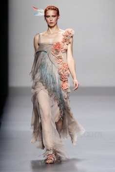 Victorio & Lucchino, Spring 2011 I love the colors but not the dress so much