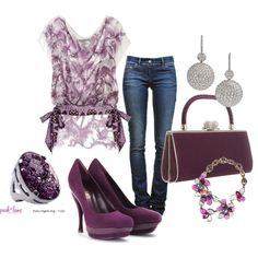 Oh my purple...