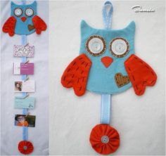 If I have a little girl, this hair clip holder would go perfectly in her room :)