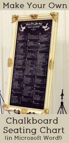 sangeet menu Seating Chart