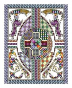 Celtic Faith Motif - Vickery Collection - New Chart #VickeryCollection