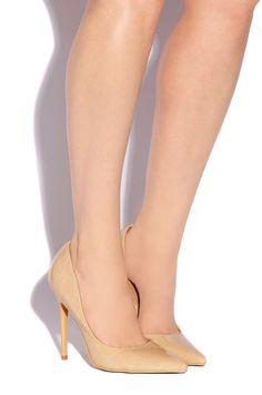 Lola Shoetique - Annais - Nude PAT, $31.99 (http://www.lolashoetique.com/annais-nude-pat/)