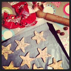 Malteser Biscuits perfect for a rainy half term bake day x