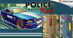 Police Rocket Racing - Turn to be a police and chase the evil speed! Enjoy the exciting experience of both speed and war! Install on your ‪#‎Android‬: http://www.mobango.com/download-police-rocket-racing-games-android/?track=Q106X2126&cid=1887223