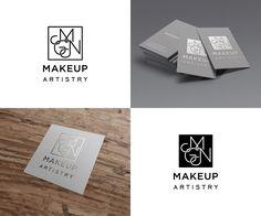 Logo Design by Farmiza for Logo for a Freelance Makeup Artist - Design #10346132