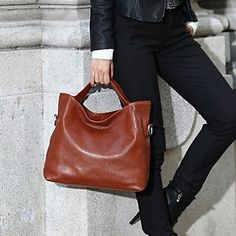 Tote bags are always handy to take all you need and still match your outfit. Click to see more colors.