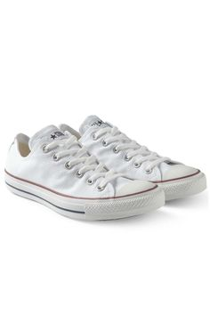 Chuck Taylors are the true originals, and thank goodness they still come in at a reasonable $50. You can't lose with these.  Chuck Taylor canvas sneakers ($50) by Converse, mrporter.com   - Esquire.com