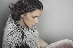 www.estetica.it | Hair: Caroline Demade and Stessie Contreras / Make up: Coralie Rosereau / Photo: David Coppieters