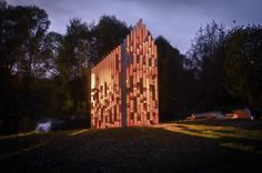 Lieu-dit Le Temple: arquitectura de lugares de culto por Ann Guillaume + Camille Tourneux
