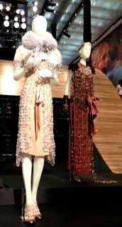 Daisy Buchanan costume at Prada