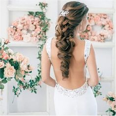 Beautiful hair style!