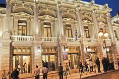 ethnikotheatro National theater Athens