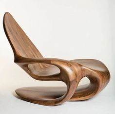 29 Lovely Wooden Home Accessories Decoration Funky Furniture, Classic Furniture, Unique Furniture, Home Decor Furniture, Wooden Furniture, Furniture Design, Wooden Chairs, Wood Chair Design, Furniture Online