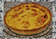 Tarte+de+Natas+e+Leite+Condensado. Portuguese Desserts, Portuguese Recipes, Portuguese Food, Easy Desserts, Delicious Desserts, Yummy Food, Baking Recipes, Cake Recipes, Dessert Recipes