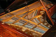 Bechstein Model E instrument