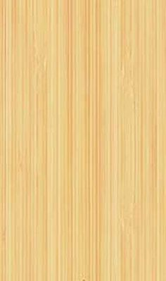 vertical grain bamboo - natural