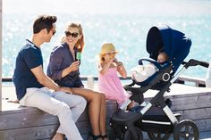 Stokke Trailz Stroller – A brand new product from Stokke!