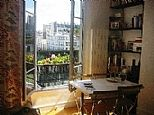 Apartment in Bastille, Paris, France. Book direct with private owner FR6436