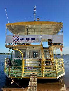 Barco de Turismo de Asunción-Paraguay