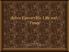Essay – The Assassination of Caesar