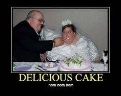LOL OMG!! The Reason It Was Invented So Fat People Can Have Cake & Eat It Too!! LMAO Sick