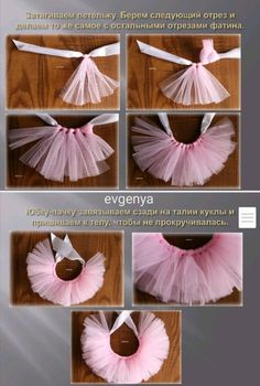 Diy Tutu, Fabric Dolls, Barbie Clothes, Dress Patterns, Baby Dress, Girl Birthday, Hair Bows, Baby Gifts, Crafts For Kids