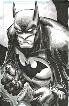 Batman by Freddie E. Williams II *