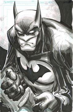 Batman by Freddie E. Williams II *