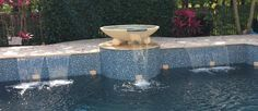 Dallas Pool Fire & Water Features, Richardson Pool Effects
