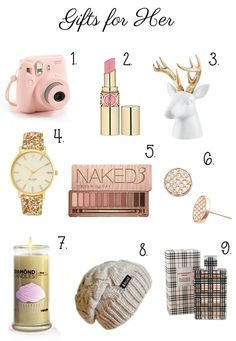 9 Holiday Gifts for Her