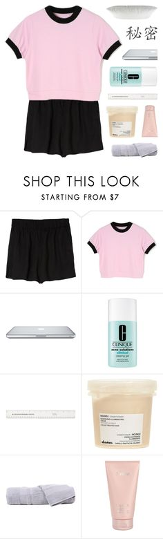"""the truth is we're all to blame"" by kristen-gregory-sexy-sports-babe ❤ liked on Polyvore featuring Monki, Clinique, Davines, Hamam and Lalique"