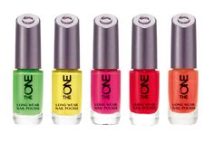 Oriflame The ONE Long Wear Nail Polish - summer 2016 - limited edition