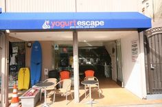 Yogurt Escape, La Jolla, CA