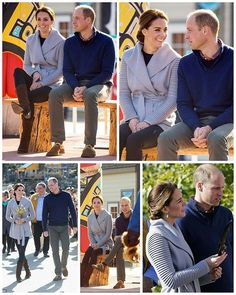 The Duke and Duchess received an elder blessing, and experienced a display of song and a welcome dance by the Dakhká Khwáan Dancers at Montana mountain. . . . . . .  #NEWS #NEW #TODAY The Duke and Duchess of Cambridge travelled to Carcross for several engagements they will carry out. Kate is wearing a coat by Sentaler.  28 September 2016  #fifthdayoftheroyaltour #royaltourofcanada . . . . . #picoftheday #postoftheday #bestoftheday #Katemiddleton #theduchess #duchessofcambridge #royals…