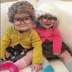 Lil old ladies