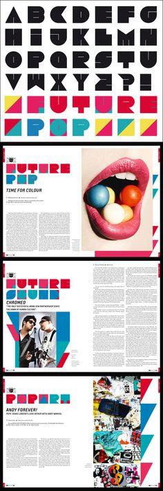 Editorial Design by @Hollie Baker Kaitoula Tou Rodolfou Andrikopoulou Friedmann