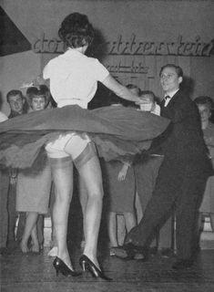 swing dance, dance, lindy hop | Bands a make her dance ...