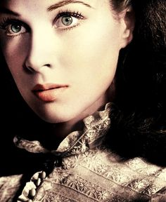 Vivien Leigh {Gone with the Wind}
