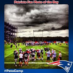 #Patriots Fan Photo of the Day 7/31/12